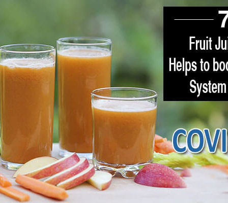 7 Fruit Juice that helps to boost immune system against covid-19