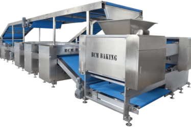biscuit processing machine