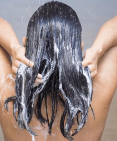 Natural Anti-dandruff Shampoo