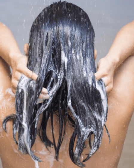 Natural Anti-dandruff Shampoo